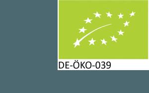 DE-Öko-039 EU Organic Label