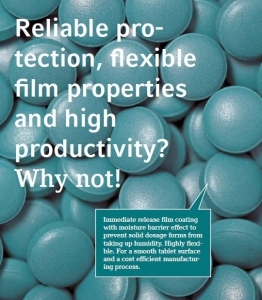 Reliable protection, flexible film properties and high productivity? Why not!