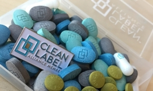 various clean label standrad tablets