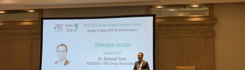 Moderation der IPEC Veranstaltung