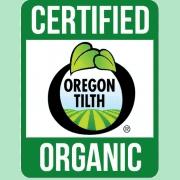 Certified Organic. Oregon Tilth.